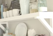 Kitchen accessories / All the lovely things we need and dream of having in our beautiful kitchen heaven  / by Lindsey Lang Design Ltd.