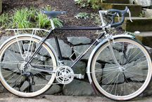 Classic 650B Bicycles / 650B wheel size, popular throughout cycling's history / by Restoring Vintage Bicycles