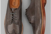 Fashionable Footwear / by Kathleen Bialas