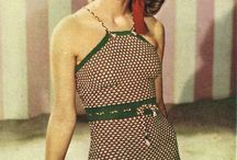 Vintage Knitted Swimwear / by Vintage Knitting