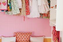 Girls Nursery, Bedroom & Style / by Nicole Sharpe