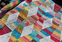 All Things Quilty! / I love quilts. I love making them. I love reading about them. I love looking at them. I love snuggling up under them. So here is all things quilt! / by Michelle Jensen