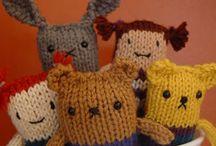 Knitting & Crocheting & Handmade / by Rosie