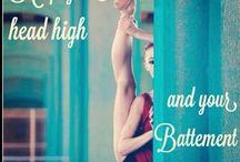 Dance quotes  / by Miranda Galbraith