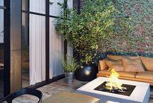 Architecture: Landscape / Landscapes, Decks, Gardens, Patios, Balconies, etc. / by John Hoskins