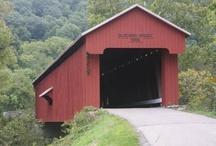 Bridges and Barns / by Kathy Hopkins