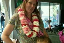 Leis/Hula/Hawaii / by Patrina Sims