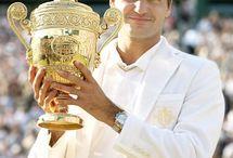 Roger Federer / by Willowick Girl