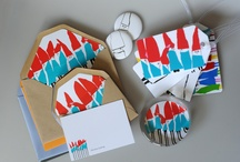 STATIONERY & PAPER GOODS / by CPak Creative