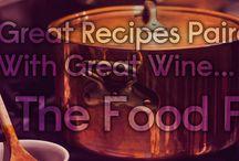 Wine and Recipe Pairings from the VinePair Food Feed / by VinePair