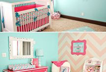 Nursery Inspiration  / by Anamaria Tiron