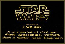 Star Wars ish / by Angela Franklin