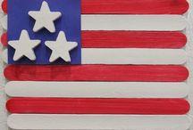 Patriotic/USA/America / by Jill Morrison