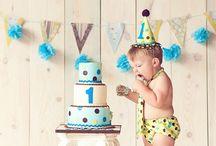 1st birthday / by Lianne Sheppard