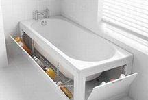 Bathroom ideas / by Karen Schubert