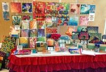 Ebi Emporium Craft Show Display Pics / by Julia Di Sano