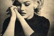ONE AND ONLY-MARILYN / by susan costilla