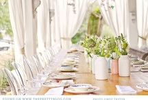 Table settings / by Secret Diary Designs