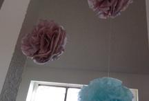 Baby shower ideas / by Carrie Lauritzen