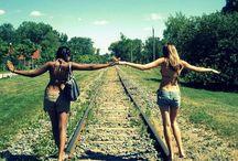 Best friends / by Toni Baldwin-Buss