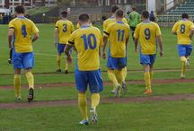2013/14 - Action / by Barry Town United