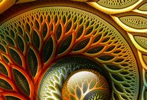 fractals / by Miriam Tate