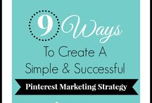 Marketing with Pinterest / by Laura Francis