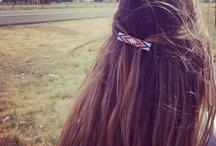 Long, Beautiful Hair / by Katie McDonald