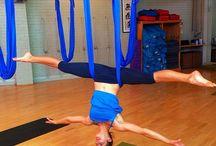 yoga poses / by Lea Aldridge