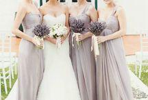 grey weddings / by Saundra Hadley