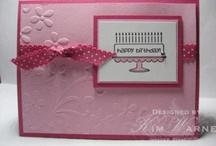 1 SU Birthday / Birthday Cards & Ideas / by Nendy's Creative Corner