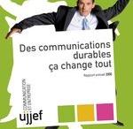 Rapport d'activité / by Agence Presscode Marseille