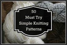 Knitting / by Rebecca Matus Barton