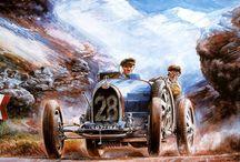 Vintage Automobile Racing / by Heinz Dobler