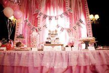 birthday ideas / by M. Lorena Bowles
