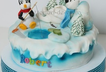 Fondant Figurines 3 by various Artist on Pinterest and web / by Astrid Deetlefs