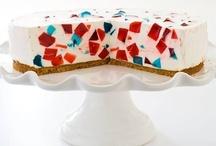 Food : Baking + Desserts / by Hollie Reid