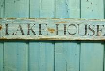 Lake house / by Olivia Rahn