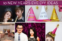 New Year's Party Ideas / by Jessica Kurth