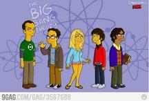 Big Bang / Rock Paper Scissors Lizard Spock! / by Junebug42