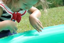 Preschool science  / by Melissa Moore Gibbs