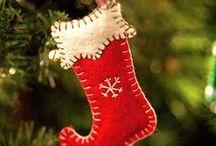 Christmas crafts / by Terri-Darrell Vaughn