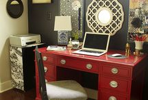 Home office / Decorating / by Amy Blair