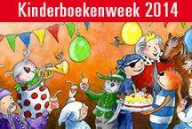 thema: kinderboekenweek 2014 Feest / by Tjitske Ruiter