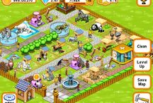 Mini Pets / This game by Miniclip lets you shelter the cutest animals on earth. Give them the best accommodations around, watch them fall in love and welcome their babies!  Join in on the fun, share and build the best animal shelter ever! / by Miniclip Games