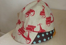 Fabric hats  / by mchats