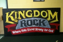 Kingdom Rock VBS / by Marie Hauser