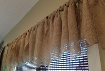 CURTAINS / by Pam Cook