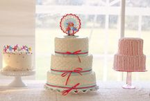 Cakes, Cupcakes, Cakepops and Cookies  / by Tiffany Miner