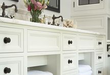Powder Room designs / by Jamielyn - I Heart Naptime